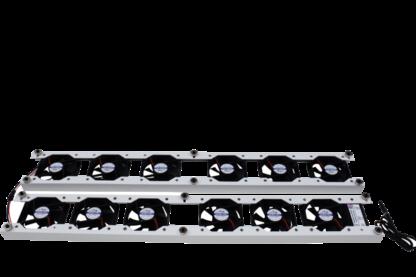 Heizkörper Verstärker für 2-Platten Heizkörper ab einer Länge von 140cm